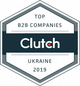 Clutch Ukraine TOP B2B 2019