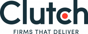 Clutch logo blog