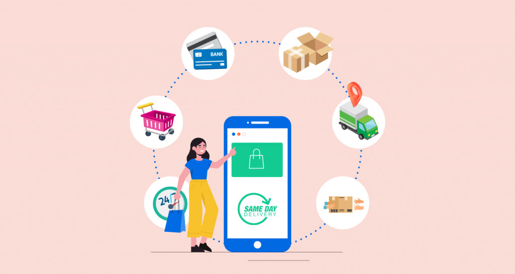 New-Technology-Solution-To-Resolve-The-Challenges-Of-E-Commerce-Supply-Chain-Management-System